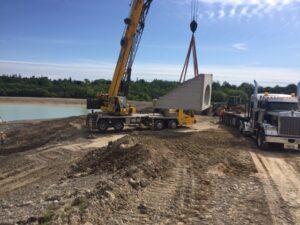 Balterre Contracting excavation & pipe installation