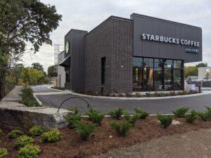 Balterre Paving Contract - Starbucks Chemong Road